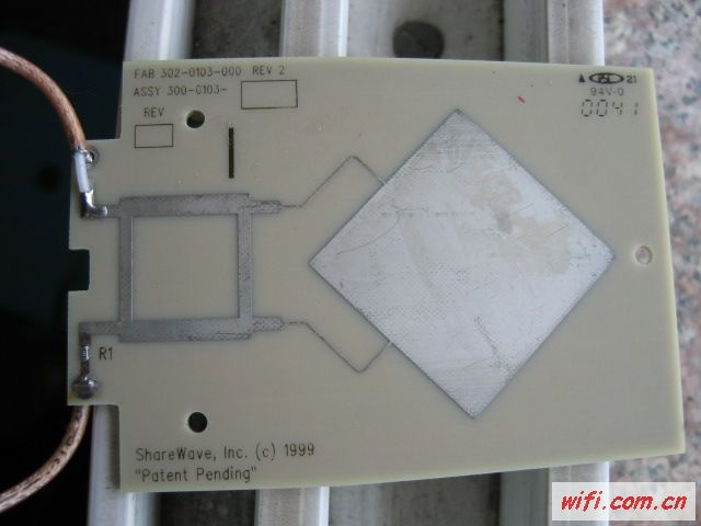 GEAR天线 无线网络所用天线 信号放大器的DIY 使用 比较 恩山无线图片